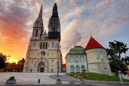 Zagreb Cathedral of Assumption