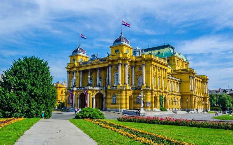 Croatian National Theatre Zagreb