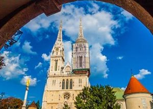 Zagreb Cathedral of the Assumption of the BlessedVirgin Mary