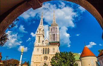 Zagreb Cathedral of the Assumption of the Blessed Virgin Mary