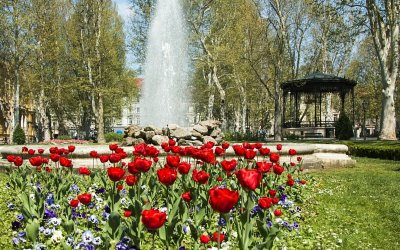 Zrinjevac Park