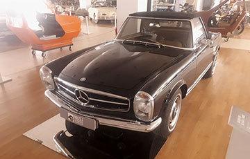 Ferdinand Budicki Automobile Museum Mercedes