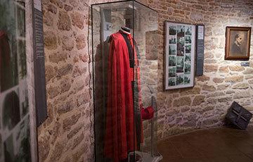 Alojzije Stepinac Museum Kardinal Robe