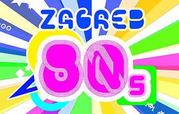 Zagreb 80 Museum logo