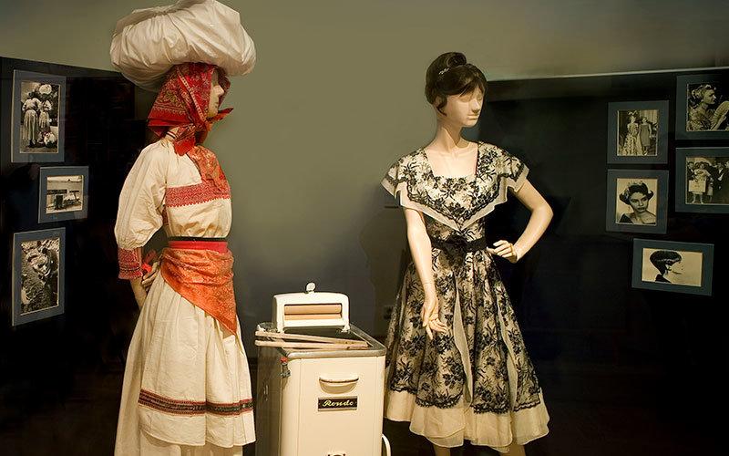 Zagreb City Museum 50s Fashion