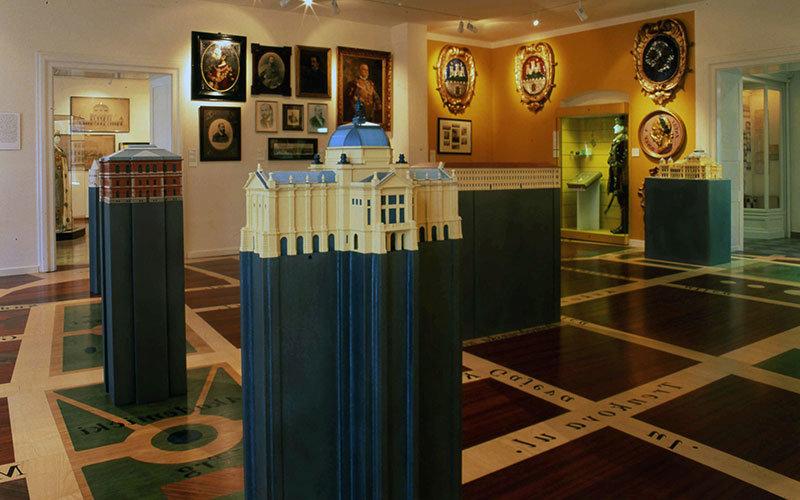 Zagreb City Museum Green Horseshoe