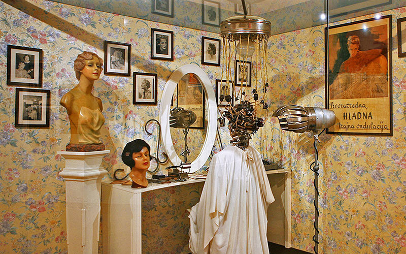 Zagreb City Museum Hair Salon