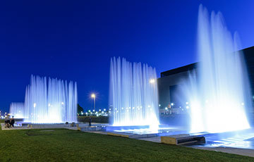 Zagreb Fountains University Park