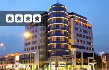 Hotel Antunović Zagreb Exterior