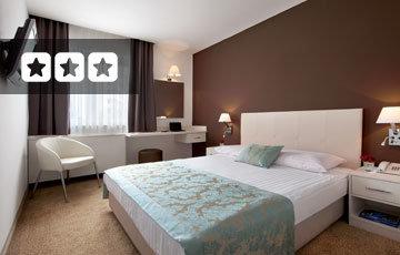 Hotel Jadran Zagreb Room