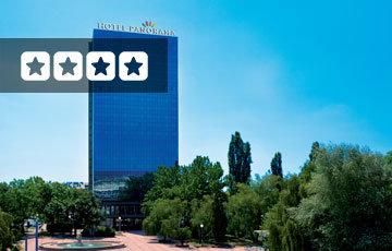 Panorama Zagreb Hotel Exterior