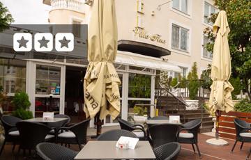 Hotel Vila Tina Zagreb Exterior