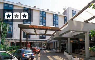 Hotel Laguna Zagreb Exterior