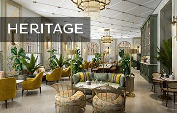 Amadria Park Hotel Capital Zagreb Lobby