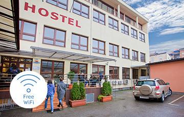 Bureau Hostel Zagreb Exterior