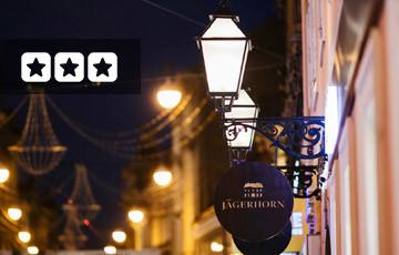 Boutique Hotel Jägerhorn Zagreb Exterior