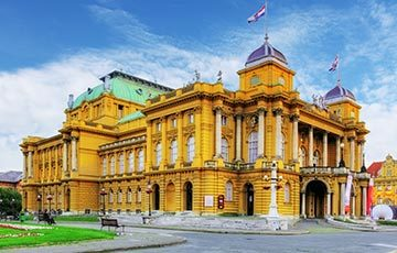 Croatian National Theatre Zagreb