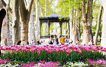 Zagreb Zrinjevac Park