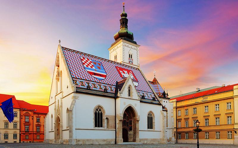 Saint Mark S Church Zagreb Icon Visit Zagreb