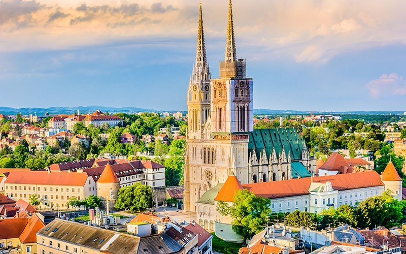 Zagreb Cathedral Of The Assumption Of The Blessed Virgin Mary Visit Zagreb