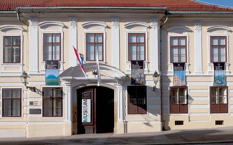 Croatian Museum Of Naïve Art First Of A Kind Visit Zagreb