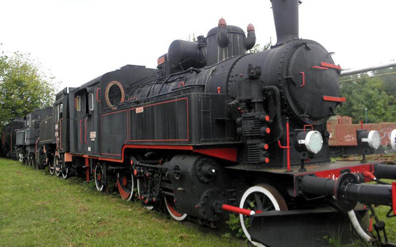 Croatian Railway Museum Locomotive