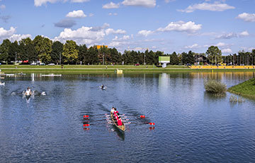 Jarun Lake Zagreb
