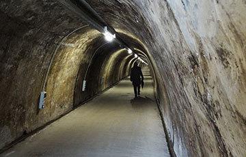 Grič Tunnel Zagreb