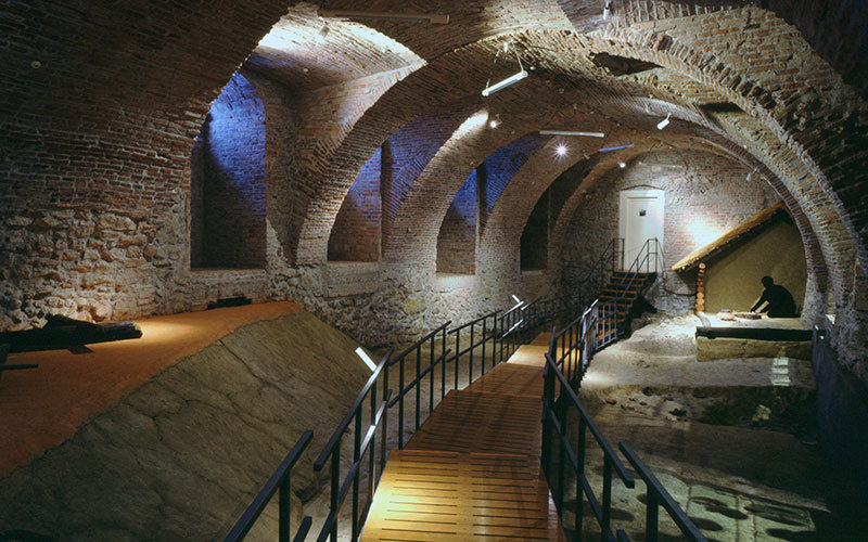 Zagreb City Museum Archaeology