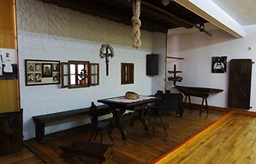 Ethnographic Museum Zagreb Exhibit
