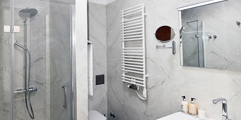 Hotel Park 45 Zagreb Bathroom
