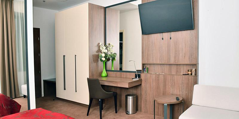 Hotel Park 45 Zagreb Room