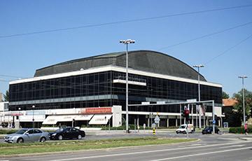 Vatroslav Lisinski Concert Hall Exterior