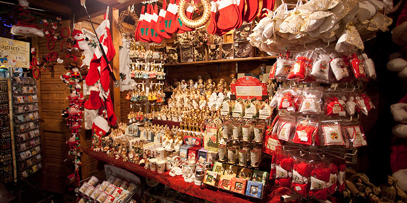 Advent Zagreb, Christmas Fair at Gajeva and Bogovićeva Street | Photo: M Vrdoljak | Zagreb Tourist Board
