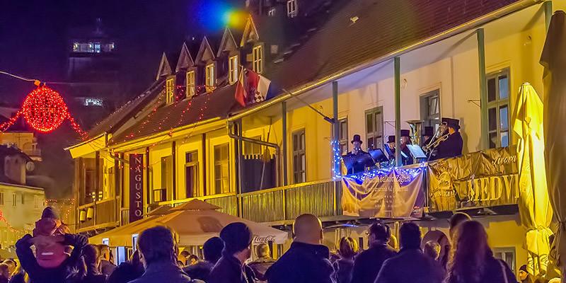 Advent Zagreb Tkalciceva | Photo: M Mehulić | Zagreb Tourist Board