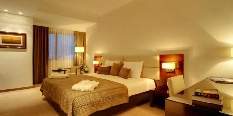Hotel Aristos Zagreb Deluxe Room