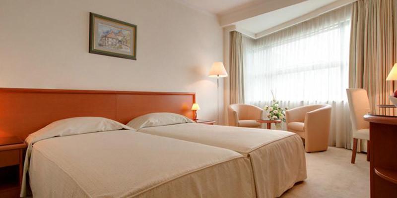 Hotel Aristos Zagreb Room